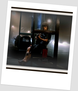 Bus shelter blues