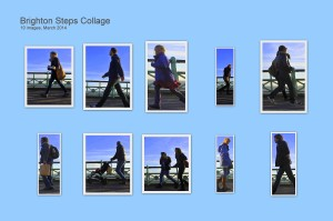 Brighton Steps Collage-1