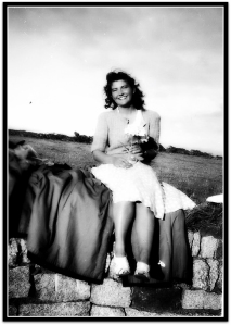 Mum. Helston. 1948.